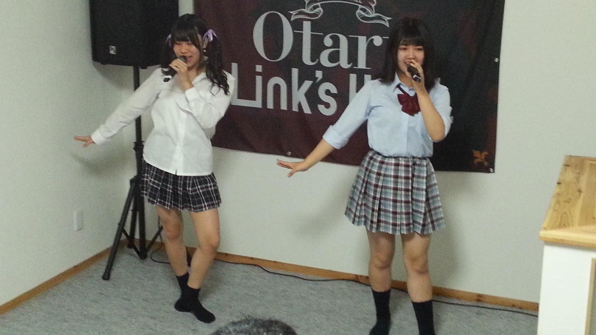 Milky Rose ミルキーウェイ 小樽最終公演
