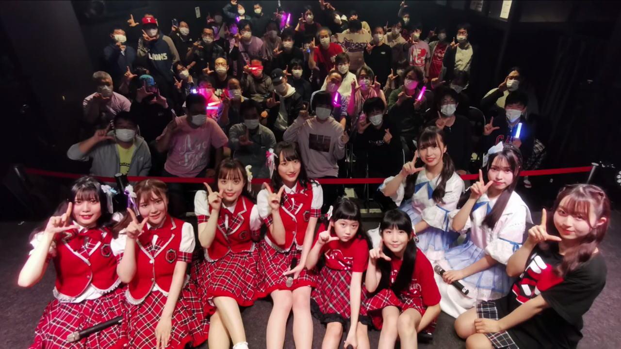 Tokyo-GirlsLink新春感謝祭 3/21