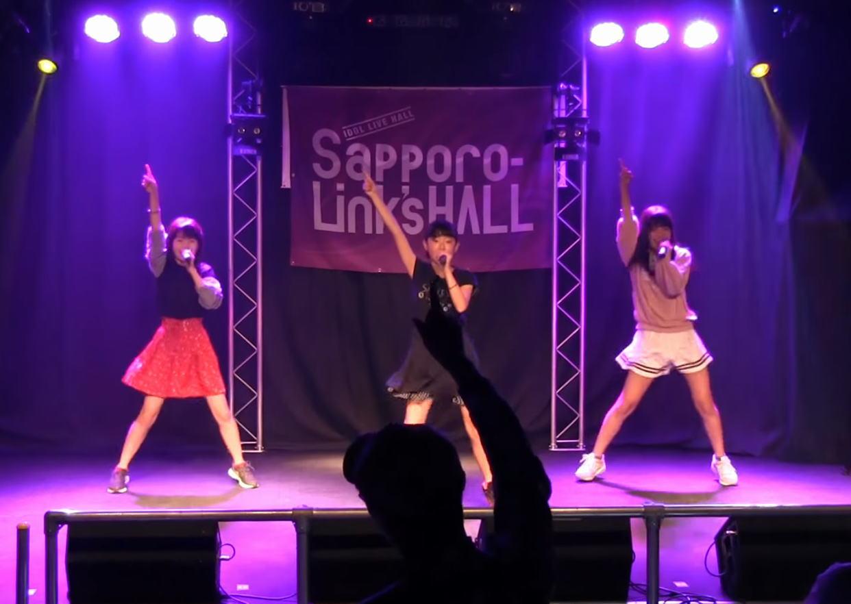日本セーラー女子団×北琉夢ラビリンス 10/4 ①
