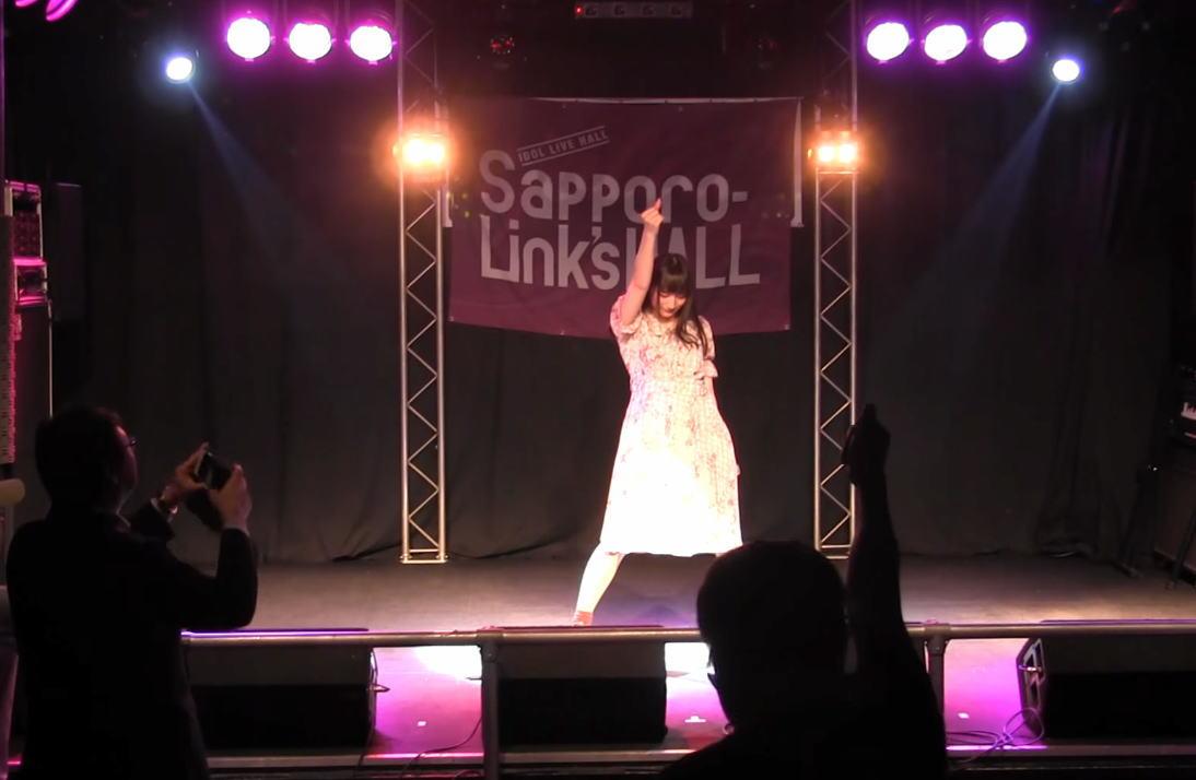 信野樹奈ソロ公演 2019.4.3