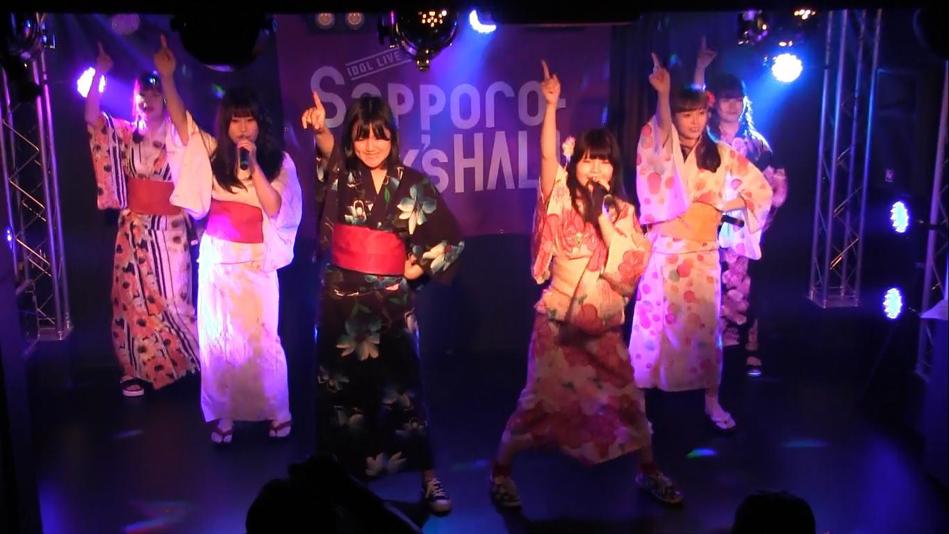 フェスタ Vol.624 真夏の浴衣公演 第1部