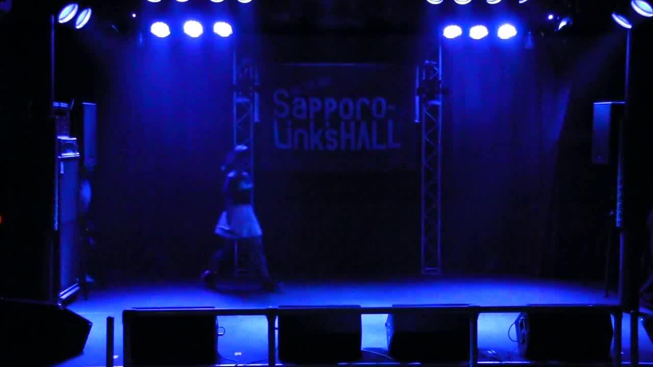 日本セーラー女子団×Poplatte 2マンライブ