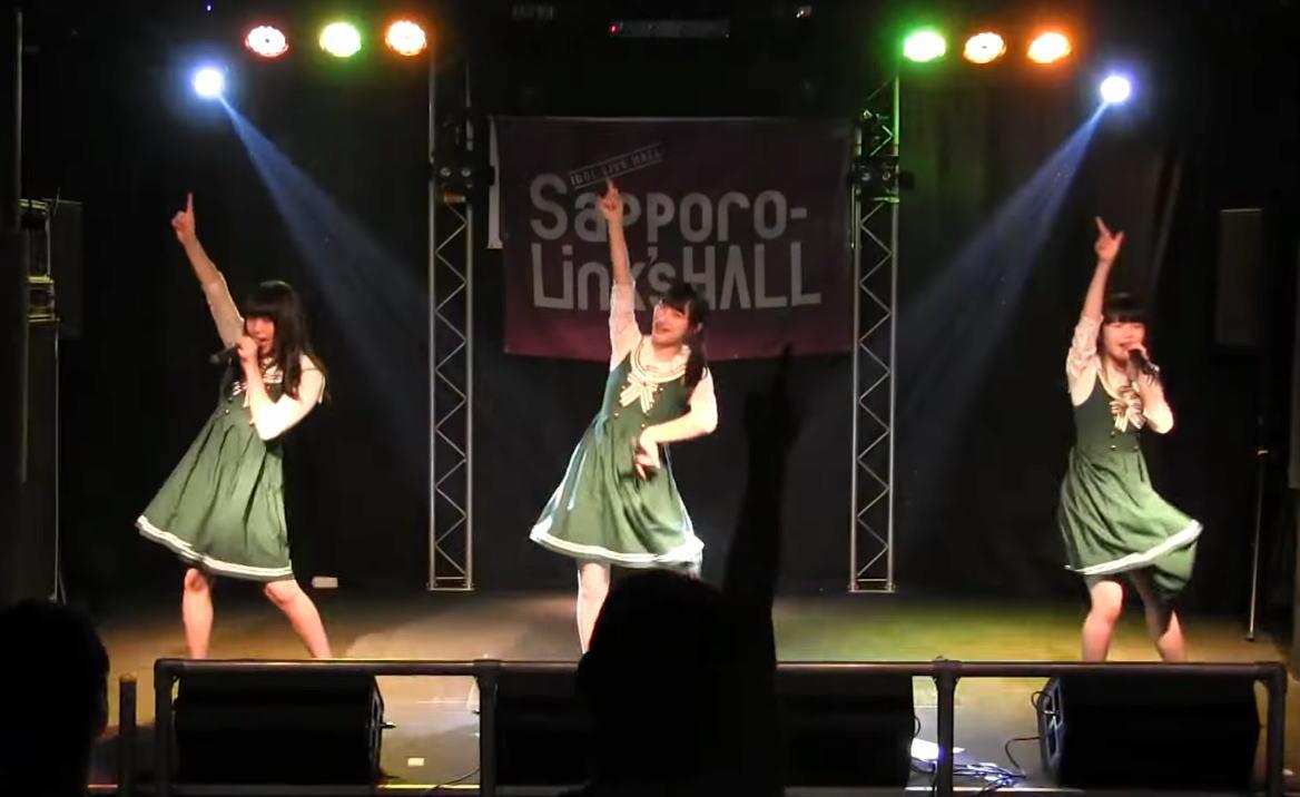 Poplatte 新衣装お披露目公演