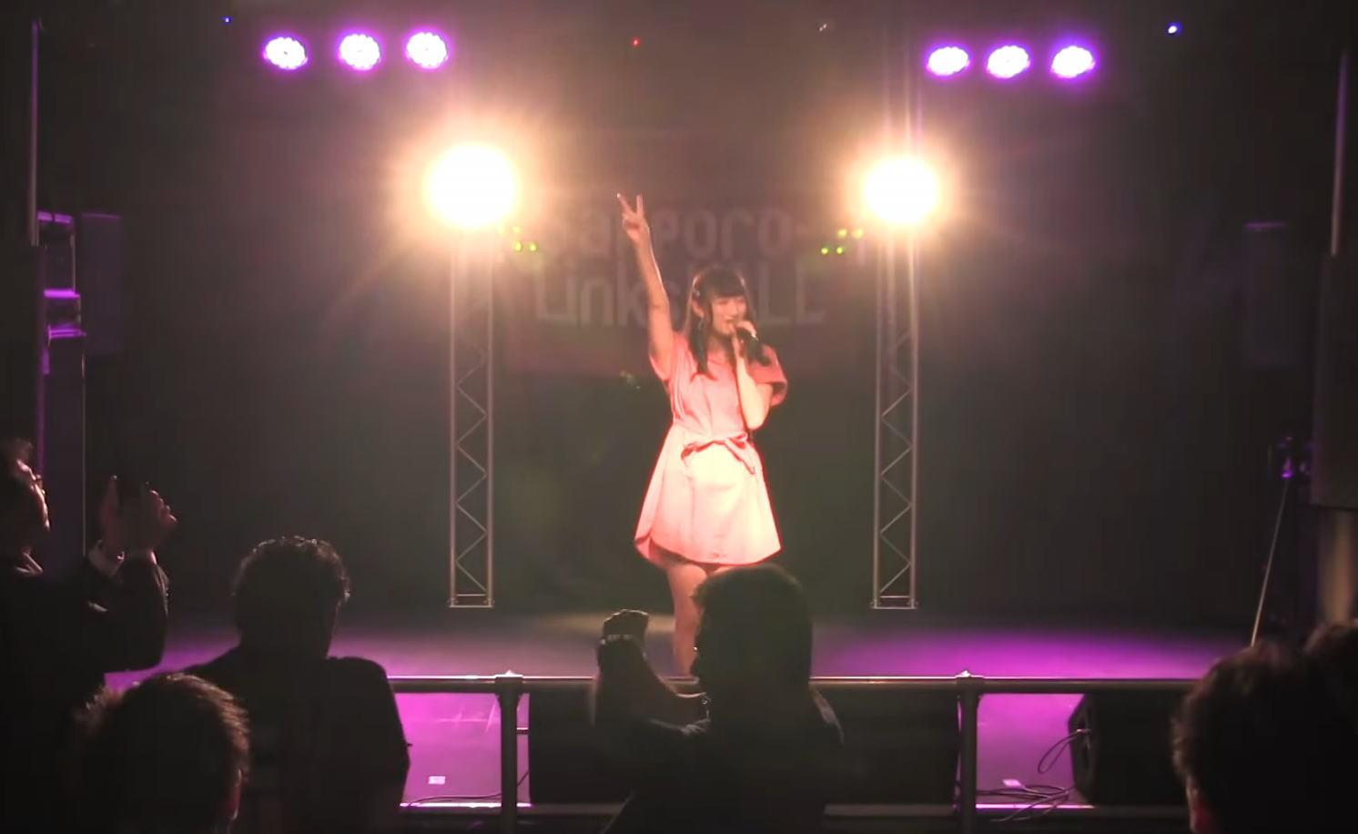 信野樹奈ソロ公演 2019.2.27