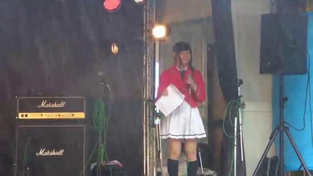 月形町野外フェスティバル Teamくれれっ娘!