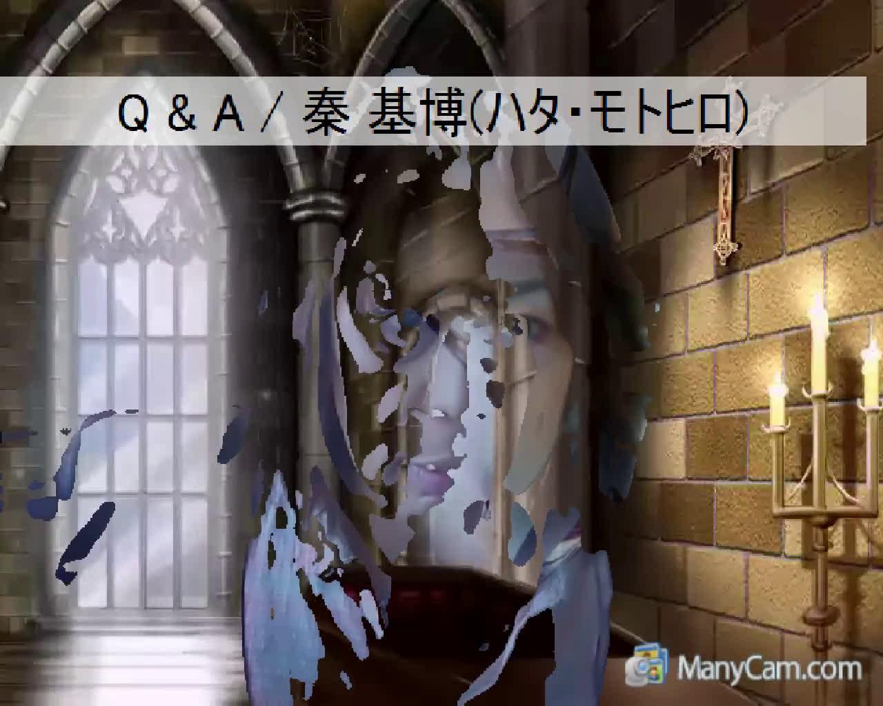 Q & A / 秦 基博(ハタ・モトヒロ)