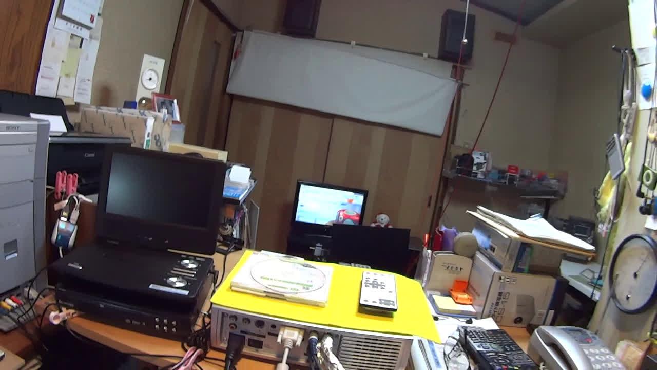gansan&mituzi のパソコン部屋の一部