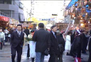 """今宮神社""""今宮戎""""⑦"""